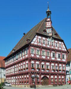Rathaus Markgröningen