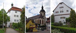 Ossweiler Bauwerke