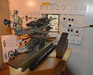 MG im Bunker Ro 1
