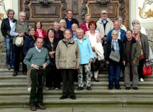 Gruppenbild in Ottobeuren