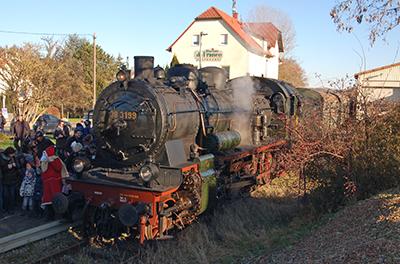Dampflok 38.3199 in Weissach