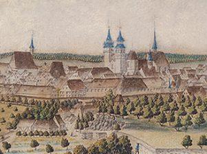 Grüningen um 1797