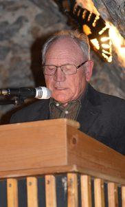 Schatzmeister Kurt Roller