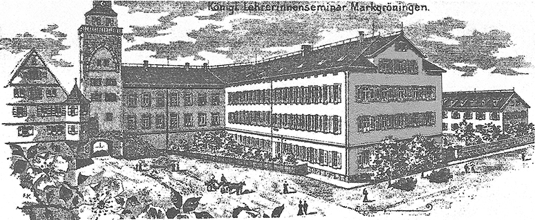 Schloss 1899