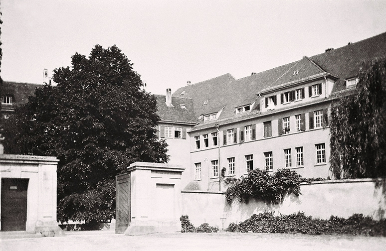 Schloss um 1912