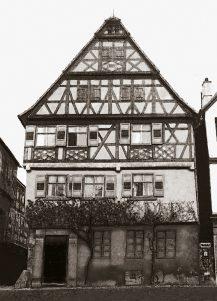 Marktplatz 5 vor 1925