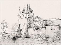 Altstadt-Anscihten bis 1945