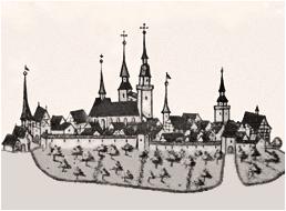 Panoramen bis 1945
