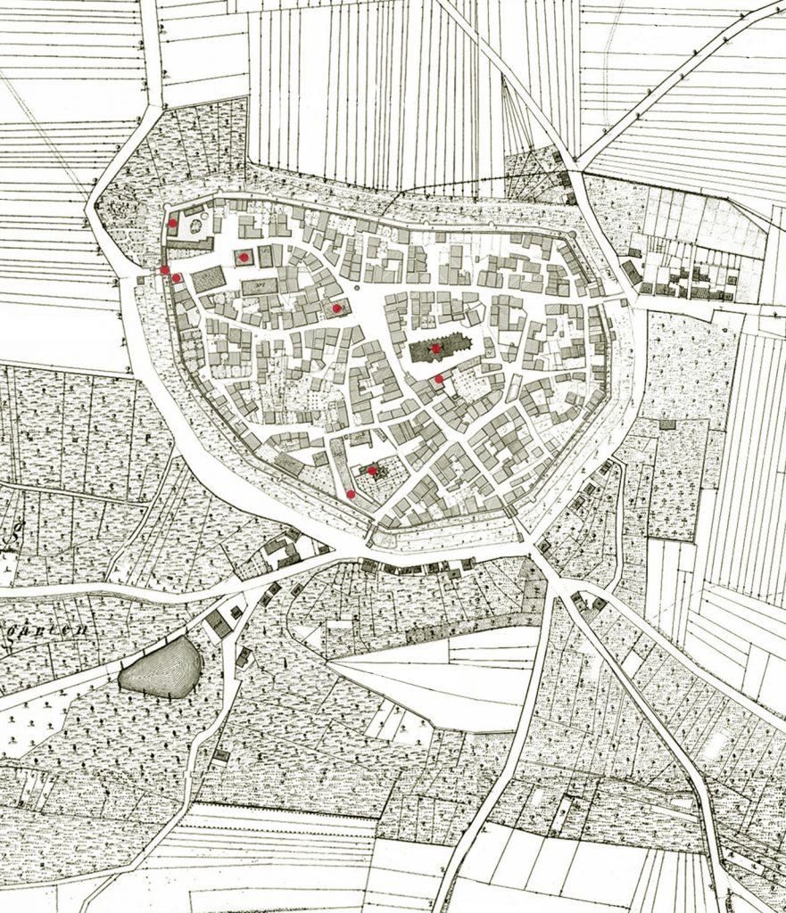 Kulturdenkmale_Highlights_Karte
