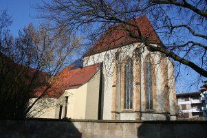 Spitalkirche von Südosten
