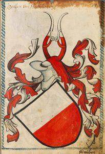 Wappen von Hohenberg