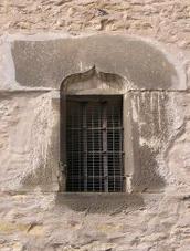 Kielbogenfenster des Oberen Tors