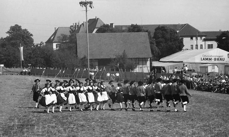 Schäfertanz 1961