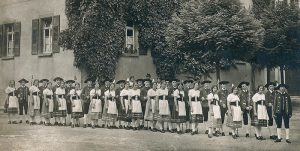 Schäfertanz 1925