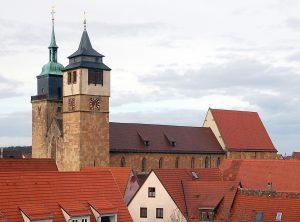 Bartholomaeuskirche vom Spitalturm