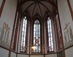 Chor des Heilig-Geist-Spitals