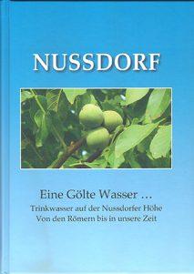 Nussdorf - eine Gölte Wasser ...