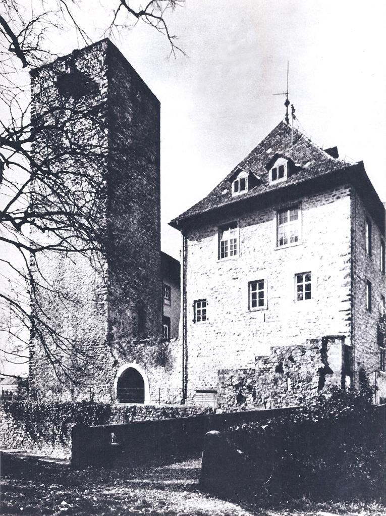 Schloss von Nordosten
