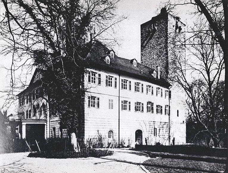 Schloss von SW