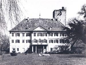 Schloss UR von W