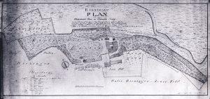 Plan Schloss Unterriexingen