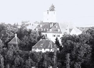 Schloss von NW
