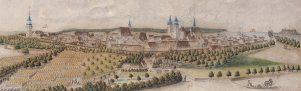 Stadtsilhouette 1797