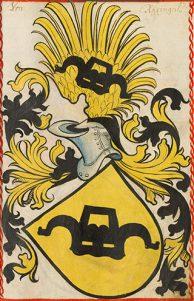 Wappen der Herren von Riexingen