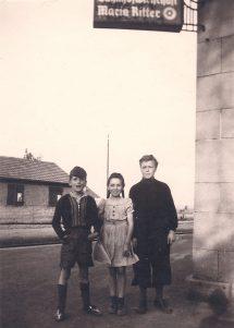 Bahnhofskinder 1955