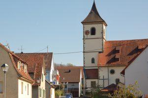 Dorfkirche Unterriexingen