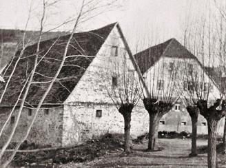 Obere Mühle um 1910