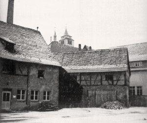 Nord- und Ostflügel des Heilig-Geist-Spitals