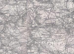 Markgröningen und Umgebung 1913