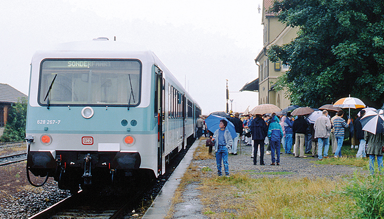 Sonderzug Schäferlauf 1995