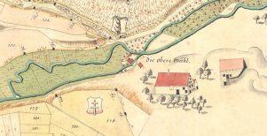 Obere Mühle 1752