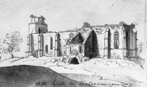 Frauenkirche nach 1800