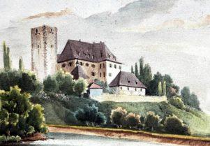 Riexinger Schloss 1838