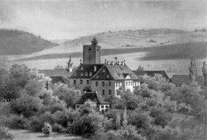 Schloss Unterriexingen 1840