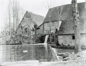 Bachmühle Unterriexingen