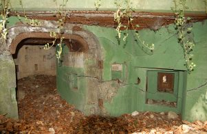 Bunker nördlich der Dauseck