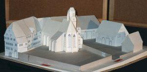 Modell Heilig-Geist-Spital