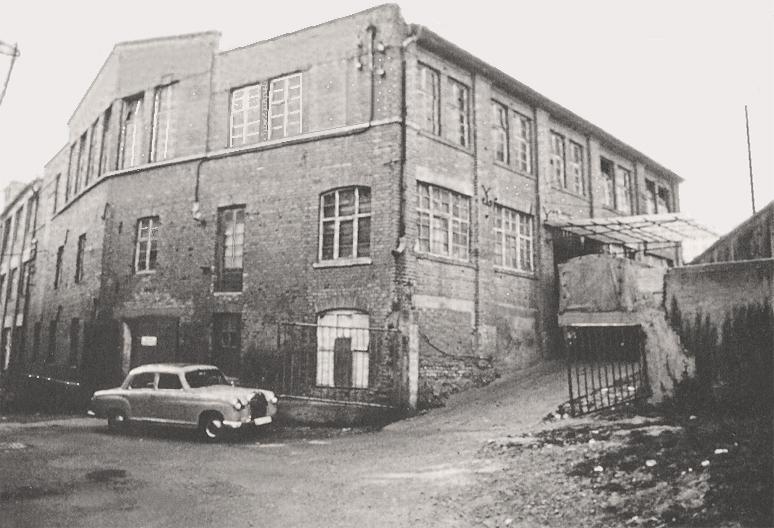 Gerberei Schütt um 1960