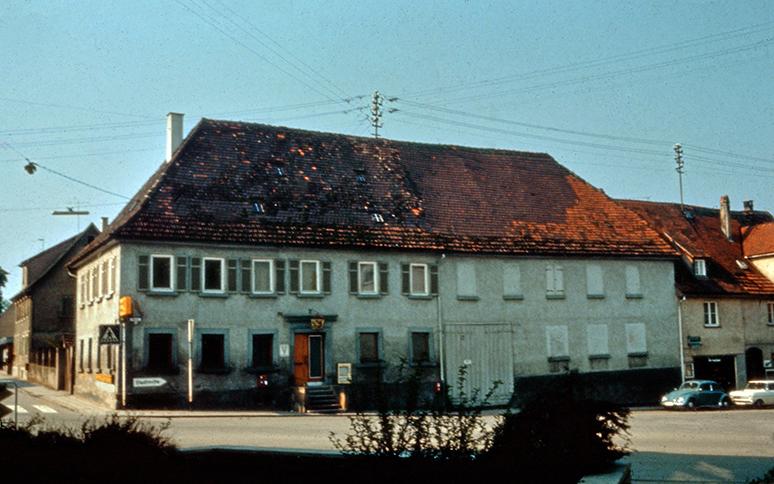 Gasthof Sonne um 1970