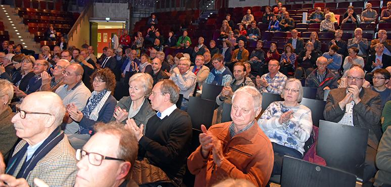MHP-Arena Publikum