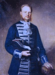 Gerhard Graf Leutrum von Ertingen