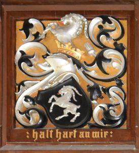 Wappen von Gerhard Graf Leutrum