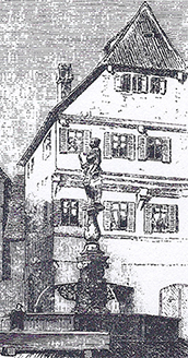 Herrenküferei 1866
