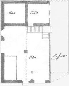 Grundriss 1879