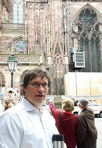 Pfarrer Rudi Popp