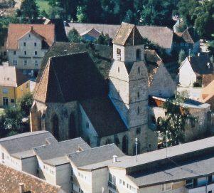 Heilig-Geist-Kirche von NO